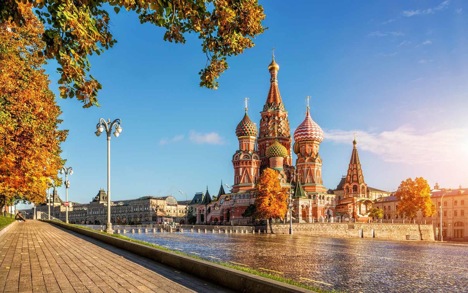 Nước Nga đã vào thu với sắc vàng đẹp say đắm lòng người, xách vali lên và đi du học thôi! - Ảnh 20.
