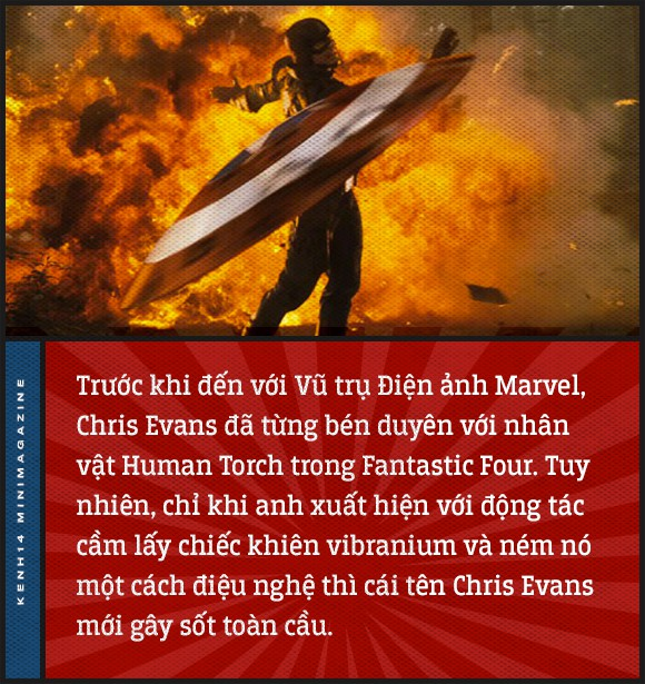 Tạm biệt Chris Evans và chàng Captain America tuyệt nhất thế gian! - Ảnh 8.