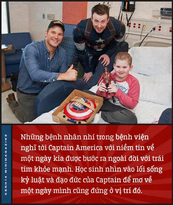 Tạm biệt Chris Evans và chàng Captain America tuyệt nhất thế gian! - Ảnh 11.