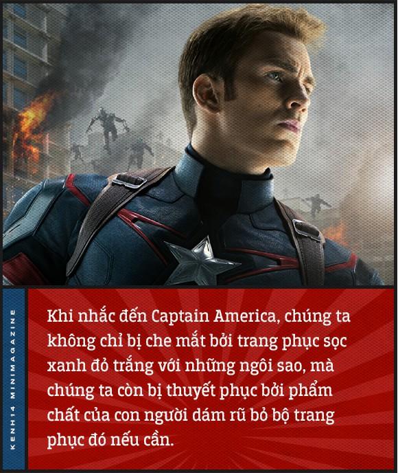Tạm biệt Chris Evans và chàng Captain America tuyệt nhất thế gian! - Ảnh 15.