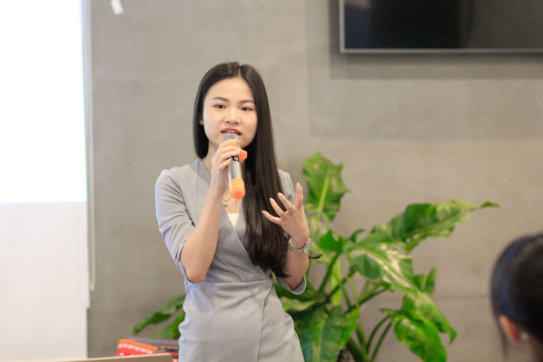 Du học sinh về nước gọi vốn thành công hàng trăm nghìn USD trên Shark Tank Việt Nam: Toàn trai xinh gái đẹp, tài giỏi hết phần người khác - Ảnh 6.