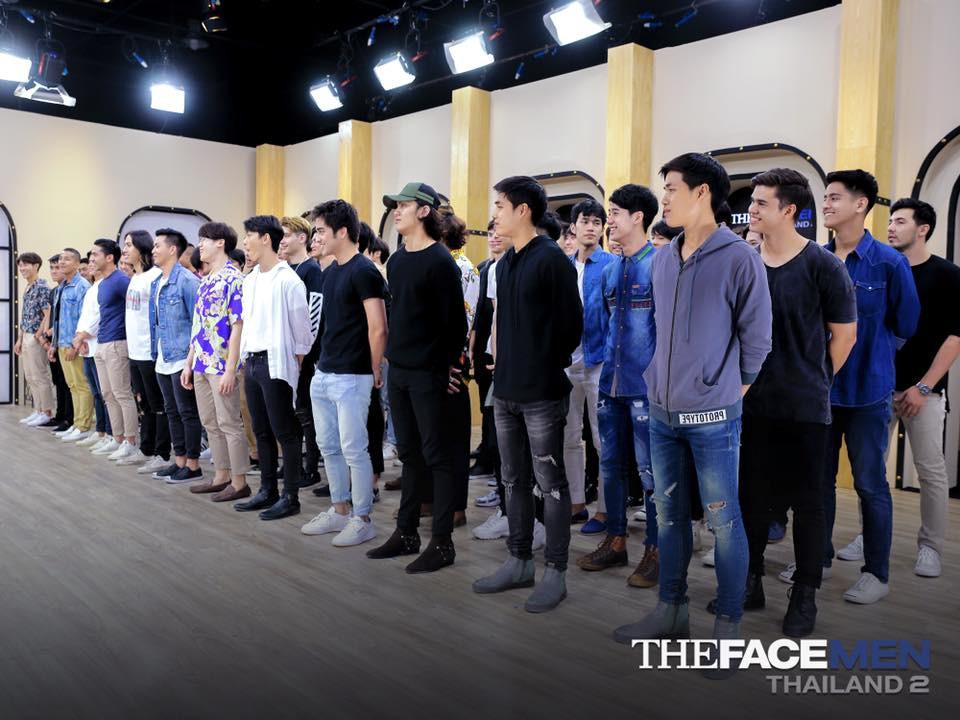 2 thí sinh Việt Nam đều bị loại ngay tập 1 The Face Men Thái - Ảnh 1.