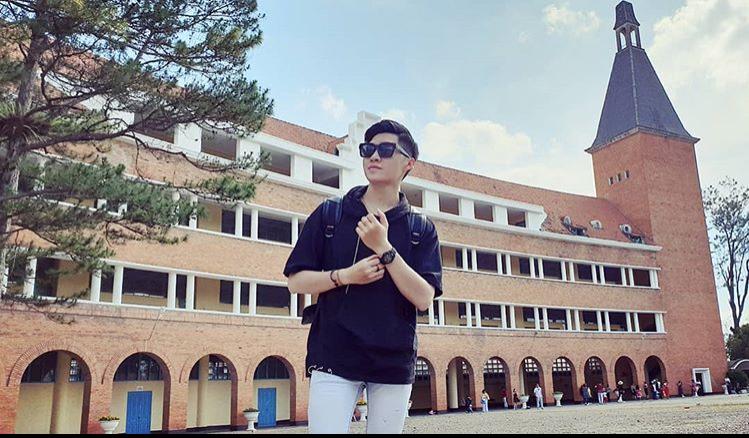 Đây chính là ngôi trường nằm trên đồi đẹp nhất Đà Lạt, được dân tình checkin nườm nượp - Ảnh 7.