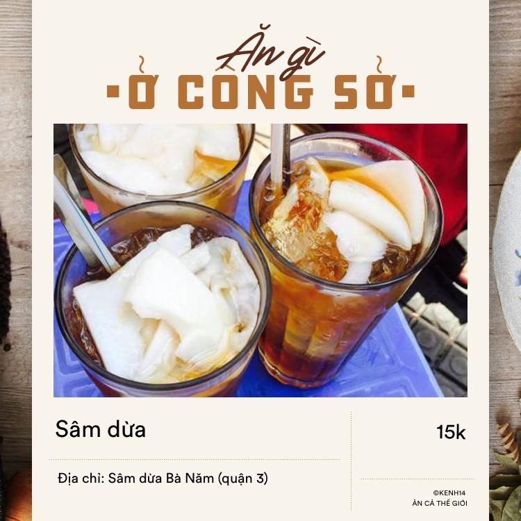 Sài Gòn: Các món đồ uống mát rượi 15k mà lại ship tận bàn cho dân văn phòng - Ảnh 1.