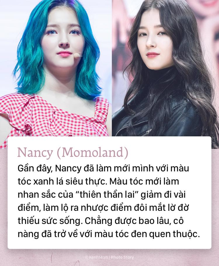 Những idol Kpop để tóc đen xinh lung linh hết phần thiên hạ - Ảnh 5.