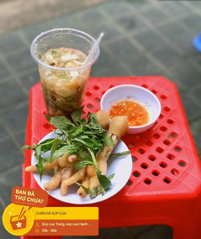 Tầm này trời Sài Gòn man mát mà không tìm mấy món chân gà lai rai thì thật có lỗi với thời tiết - Ảnh 2.