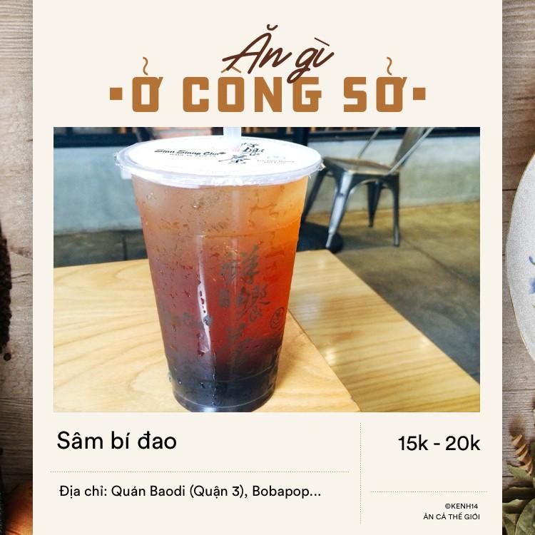 Sài Gòn: Các món đồ uống mát rượi 15k mà lại ship tận bàn cho dân văn phòng - Ảnh 9.