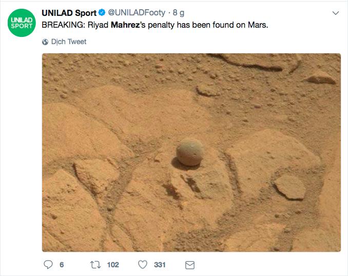 Sao Man City thành trò cười cho cư dân mạng sau cú đá penalty lên trời - Ảnh 12.