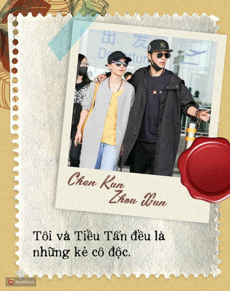 """Trần Khôn – Châu Tấn: Đâu chỉ tình yêu mới có thể hứa hẹn """"đầu bạc răng long""""? - Ảnh 2."""