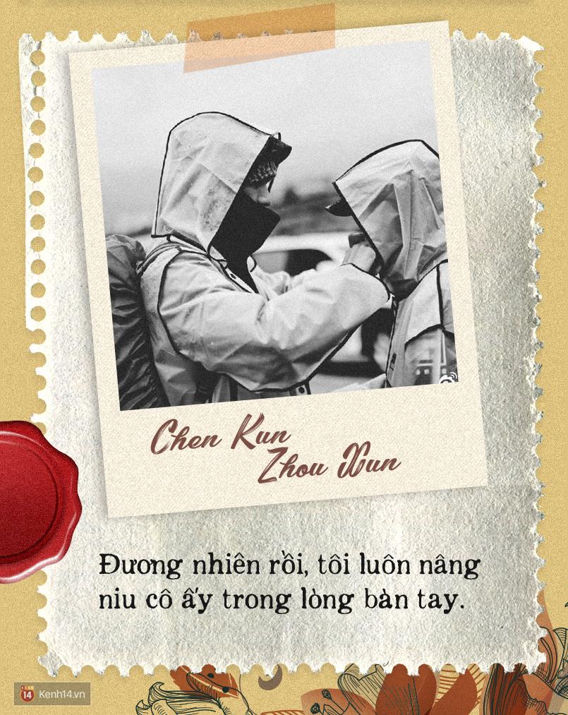"""Trần Khôn – Châu Tấn: Đâu chỉ tình yêu mới có thể hứa hẹn """"đầu bạc răng long""""? - Ảnh 12."""