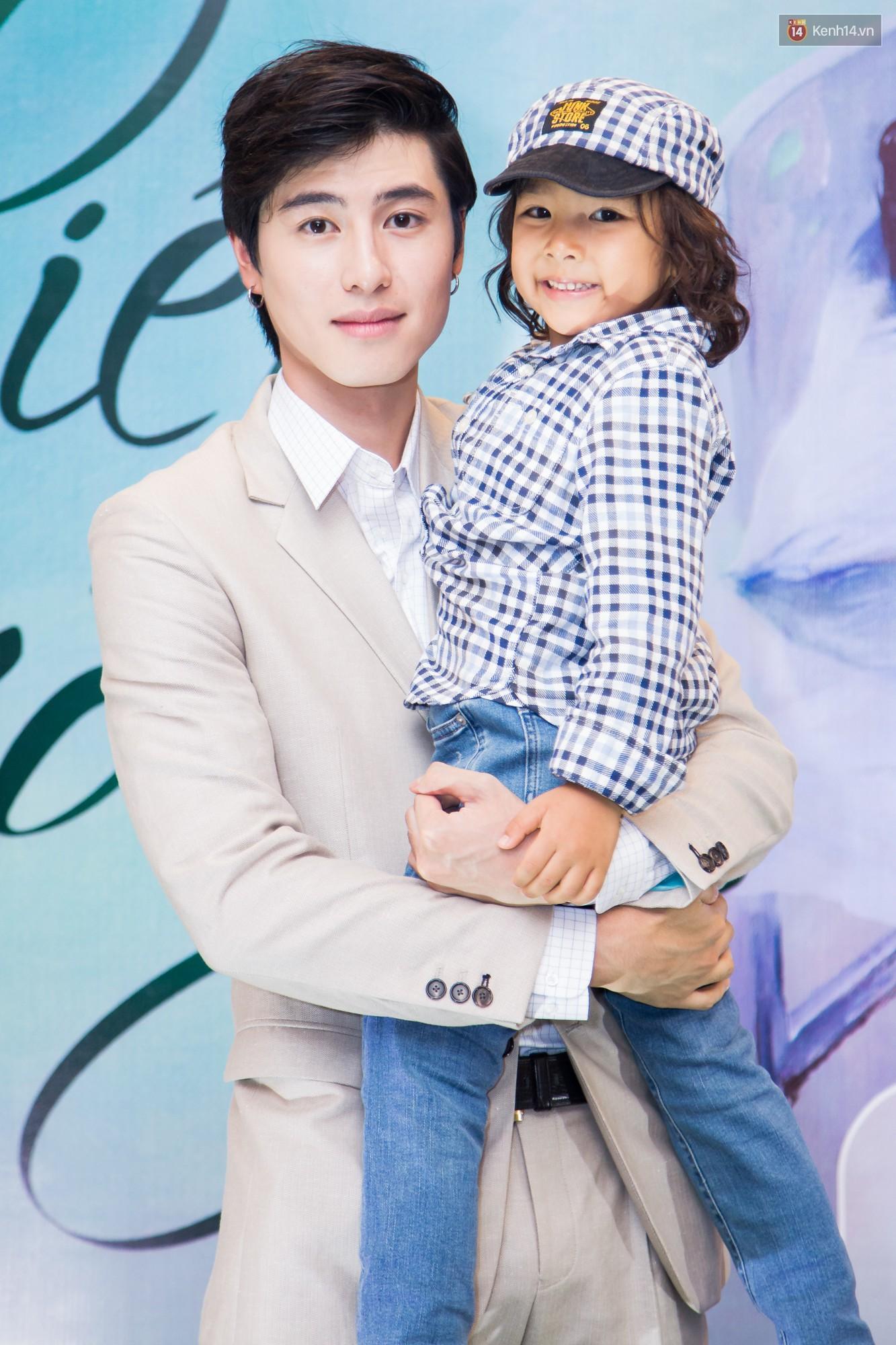 Tài tử Giày Thủy Tinh Han Jae Suk mặt lạnh như tiền ở buổi công bố dự án hợp tác cùng Lý Nhã Kỳ - Ảnh 13.
