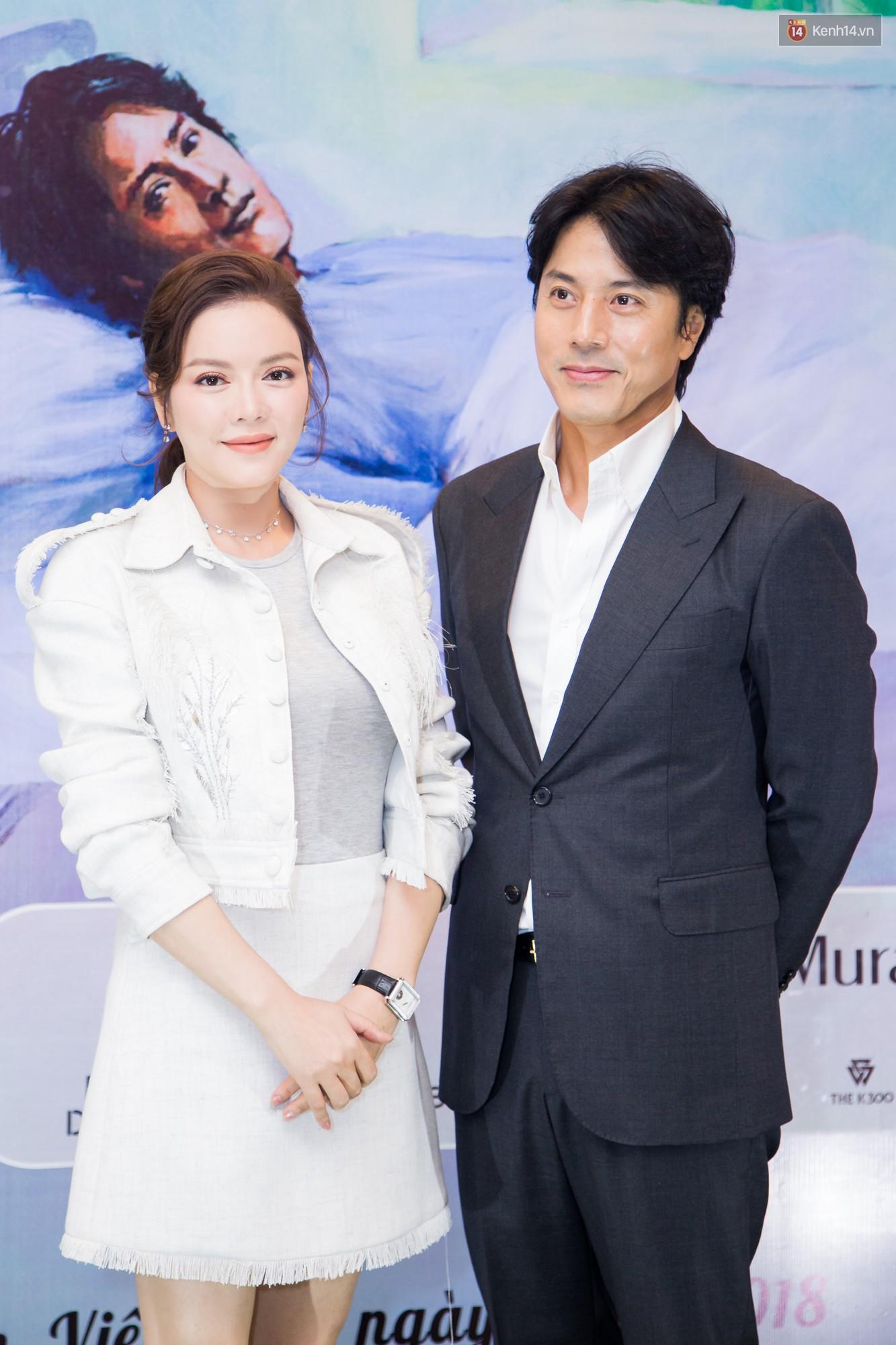 Tài tử Giày Thủy Tinh Han Jae Suk mặt lạnh như tiền ở buổi công bố dự án hợp tác cùng Lý Nhã Kỳ - Ảnh 5.