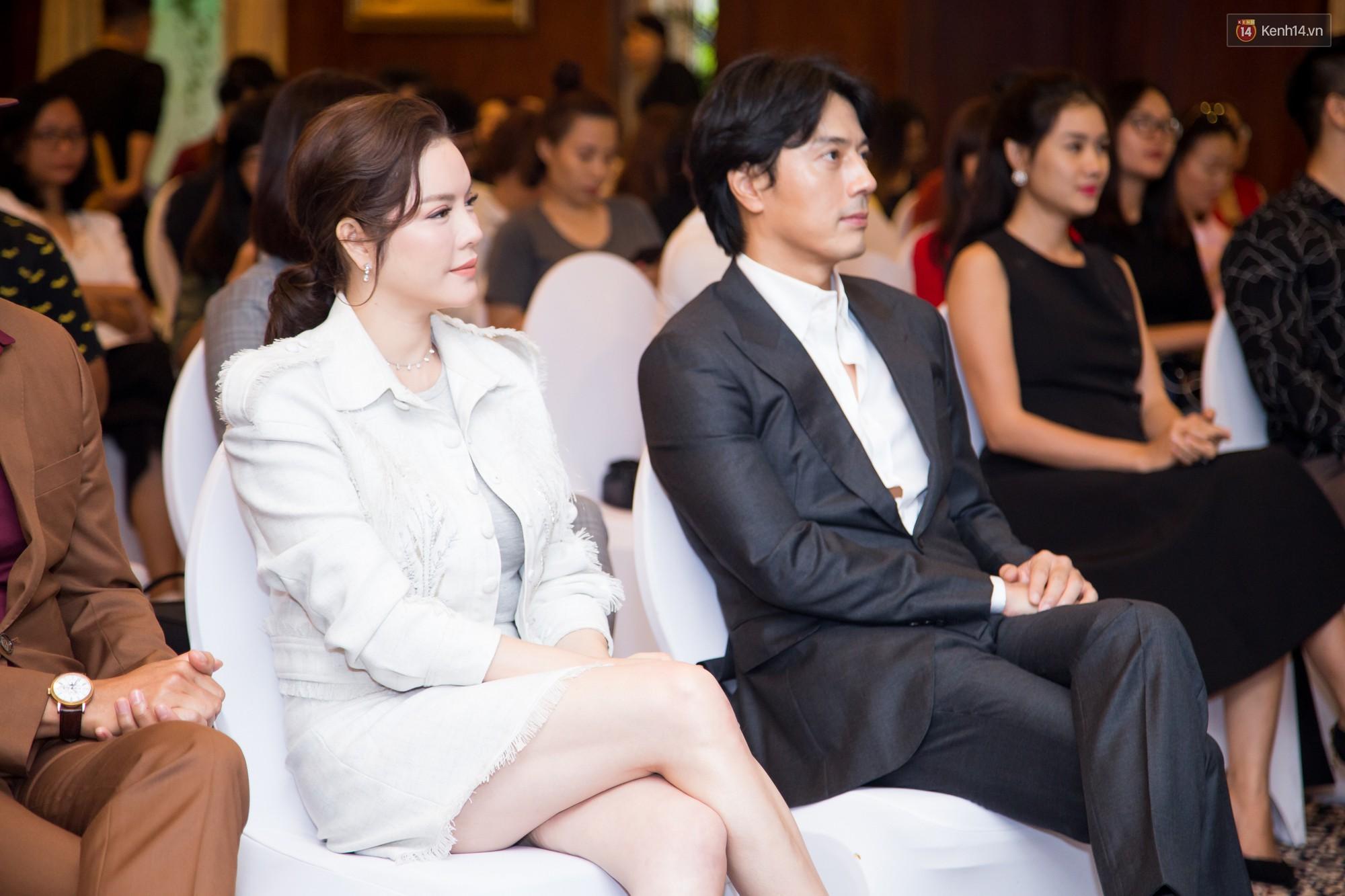 Tài tử Giày Thủy Tinh Han Jae Suk mặt lạnh như tiền ở buổi công bố dự án hợp tác cùng Lý Nhã Kỳ - Ảnh 2.