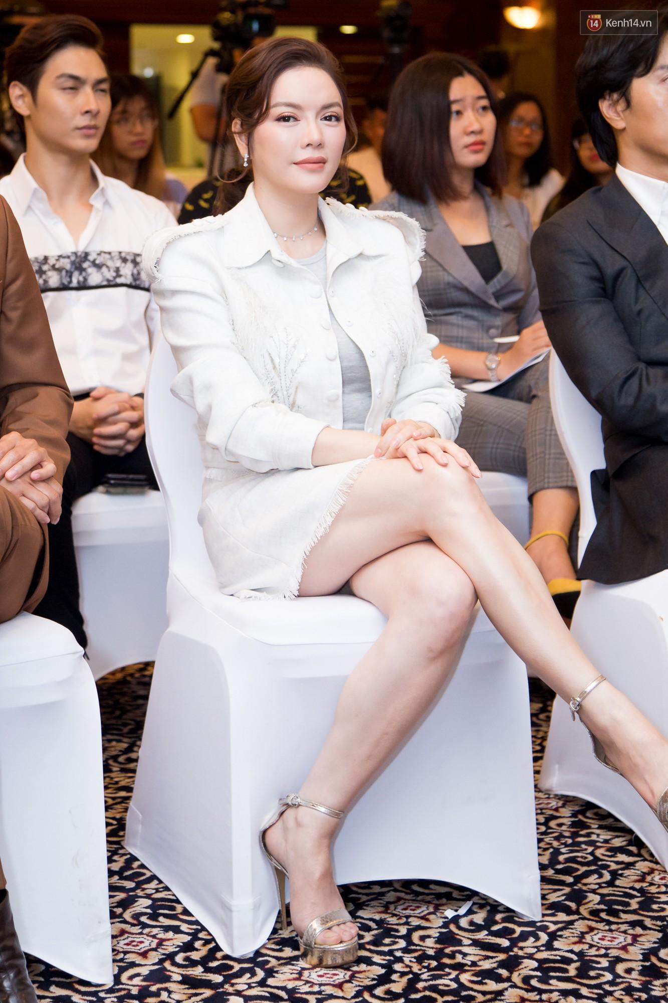 Tài tử Giày Thủy Tinh Han Jae Suk mặt lạnh như tiền ở buổi công bố dự án hợp tác cùng Lý Nhã Kỳ - Ảnh 6.