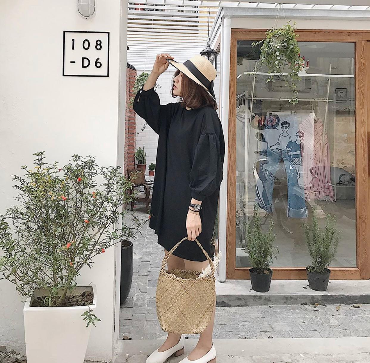 Ngoài quán cà phê, giới trẻ Việt Nam giờ còn ùn ùn đến các shop quần áo để chụp ảnh - Ảnh 17.
