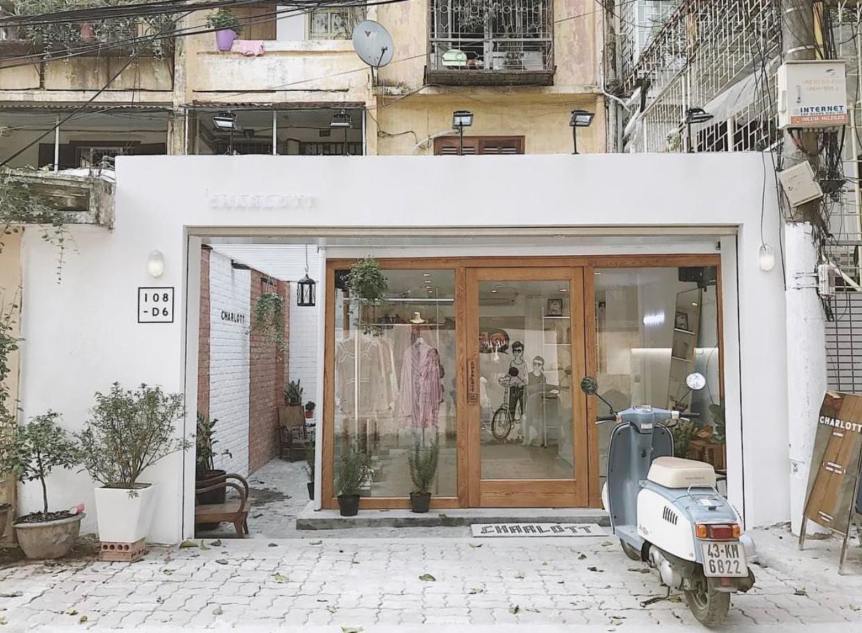 Ngoài quán cà phê, giới trẻ Việt Nam giờ còn ùn ùn đến các shop quần áo để chụp ảnh - Ảnh 14.
