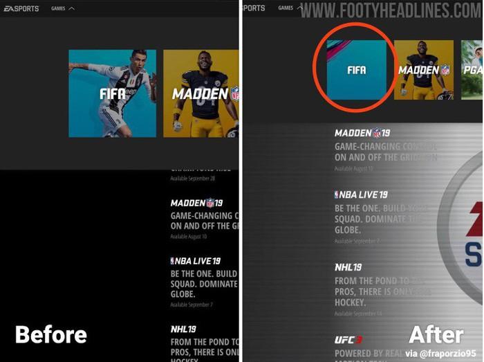 Sau khi gỡ bỏ, nhà tài trợ bất ngờ đưa hình ảnh của Ronaldo trở lại website - Ảnh 1.