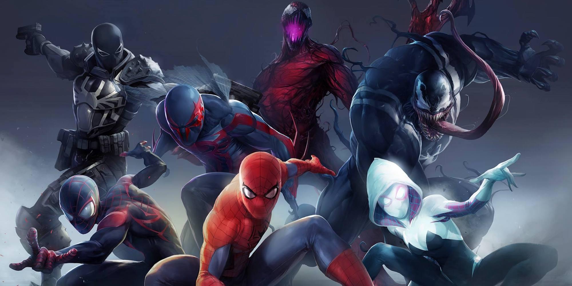"""2 nhân vật bí ẩn trong hậu credit của """"Venom"""" là ai mà khiến cư dân mạng bấn loạn như vậy? - Ảnh 1."""