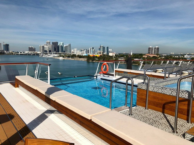 Ngắm nhìn Viking Sun - Siêu du thuyền có hành trình dài nhất thế giới: Ghé thăm 113 cảng tại 59 quốc gia - Ảnh 10.