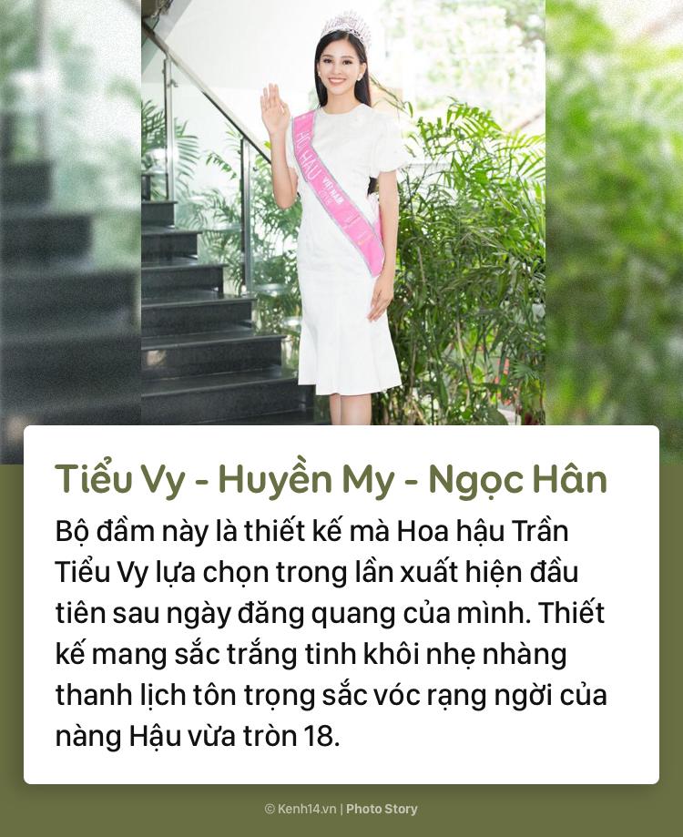 Hoa hậu Tiểu Vy và những pha đụng hàng với cả showbiz Việt - Ảnh 9.