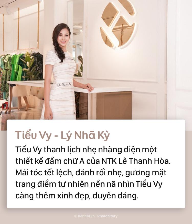 Hoa hậu Tiểu Vy và những pha đụng hàng với cả showbiz Việt - Ảnh 5.