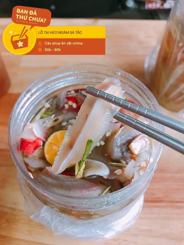 Đừng bảo mình sành ăn nếu không biết mấy món giòn giòn, sật sật từ tai heo ở Sài Gòn này - Ảnh 9.
