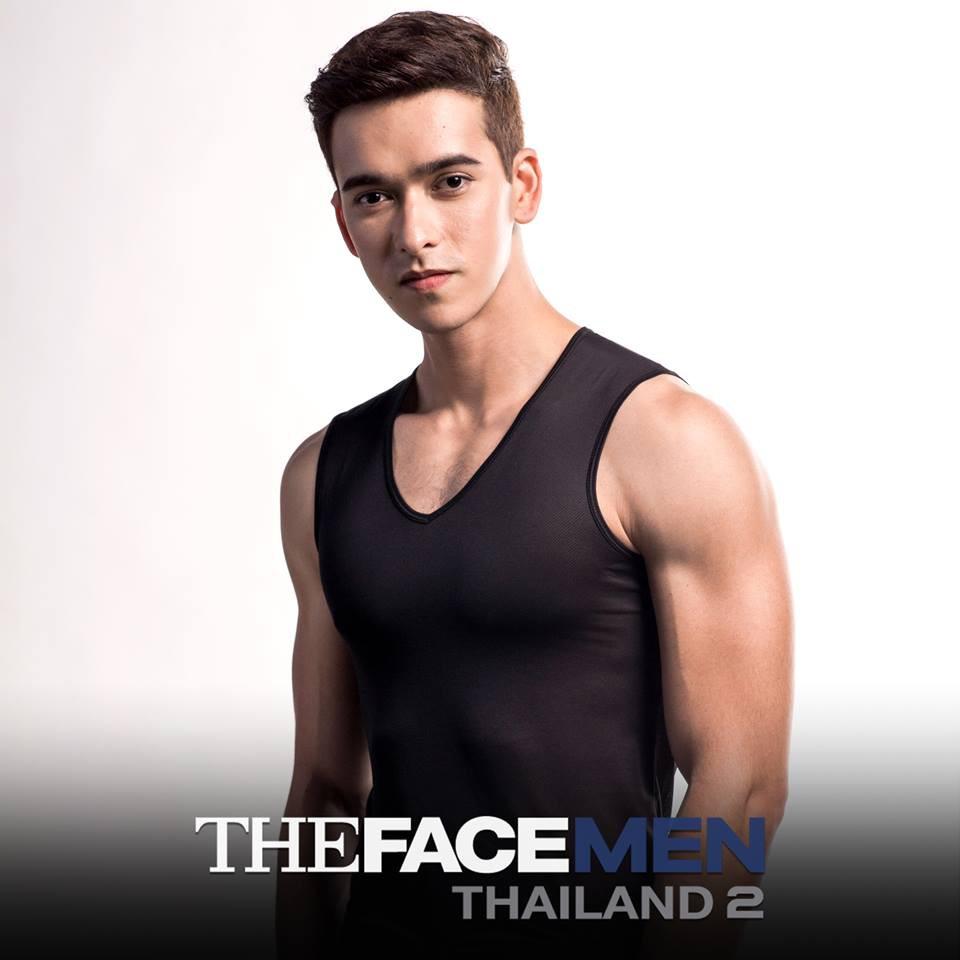 Nhanh trí vén áo khoe cơ bụng, anh chàng này liền được chọn vào vòng trong The Face Men Thái! - Ảnh 4.