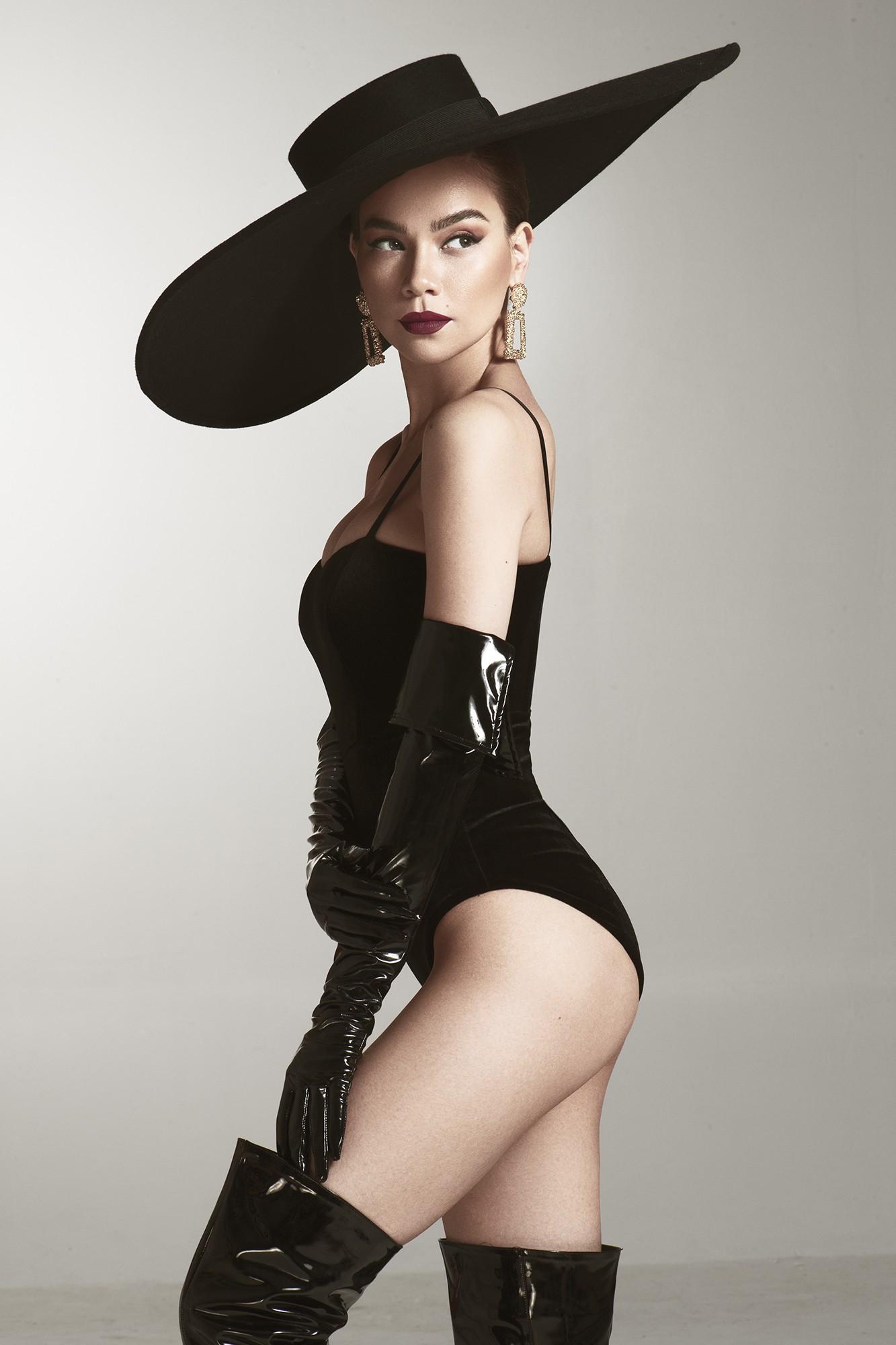 Hồ Ngọc Hà tung bộ hình sexy, hé lộ vai trò tại Asias Next Top Model - Ảnh 1.