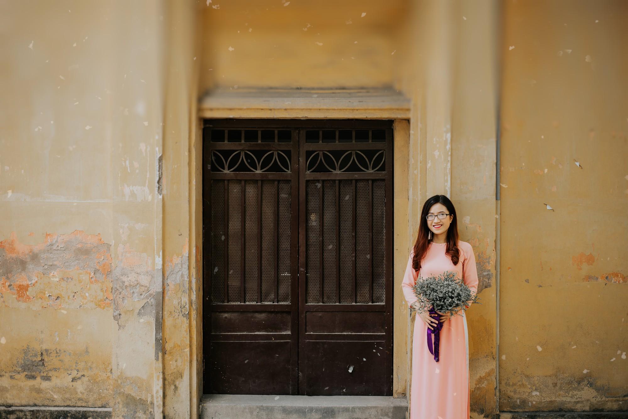 Cô bạn 9x xinh xắn, là thủ khoa đầu vào và tốt nghiệp Đại học Hà Nội, từng tháp tùng Bộ trưởng Bộ thương mại Indonesia tại APEC - Ảnh 3.
