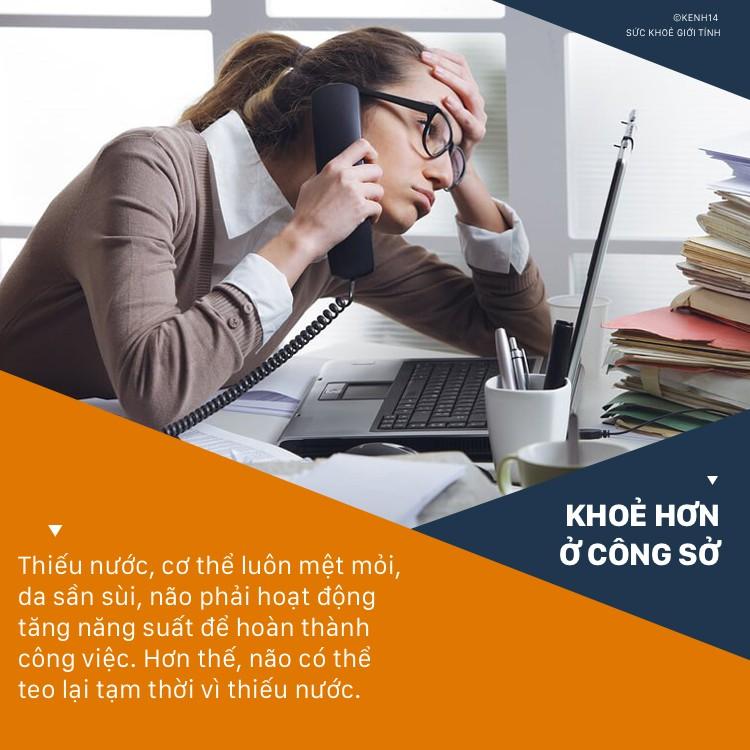 Rất nhiều dân văn phòng tự giết chính mình chỉ vì lười làm 1 việc ít ai để ý - Ảnh 1.