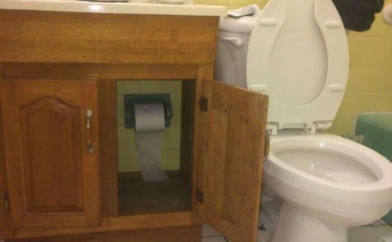 Chùm ảnh: Muôn hình vạn trạng những nhà vệ sinh có thiết kế xứng đáng được trao danh hiệu tệ nhất quả đất - Ảnh 20.