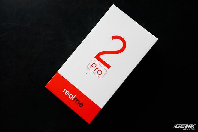 Chiêm ngưỡng Realme 2 Pro tại Việt Nam: Xứng tầm đối đầu Oppo F9, tốc độ hết chê mà giá dưới 7 triệu - Ảnh 1.