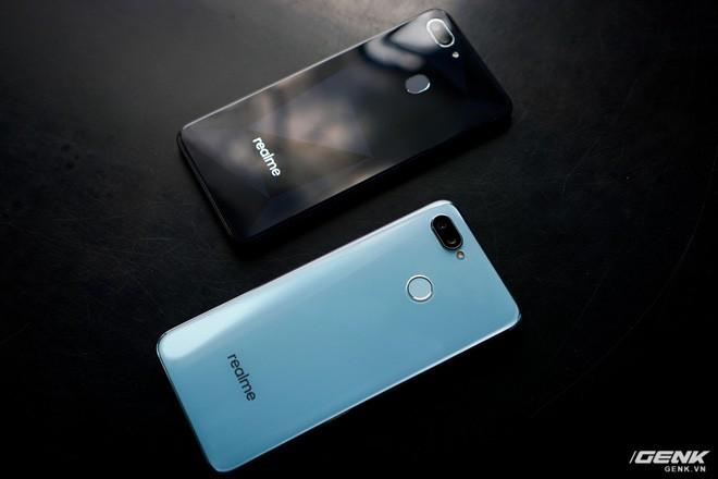 Chiêm ngưỡng Realme 2 Pro tại Việt Nam: Xứng tầm đối đầu Oppo F9, tốc độ hết chê mà giá dưới 7 triệu - Ảnh 6.