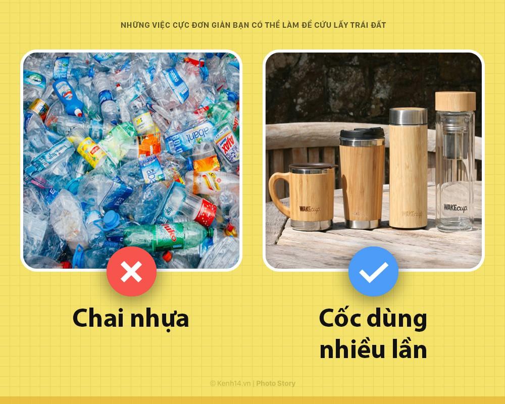 Sợ hãi vì tin xấu cho môi trường? Đây là những việc đơn giản ai cũng có thể làm để cứu lấy hành tinh này - Ảnh 5.