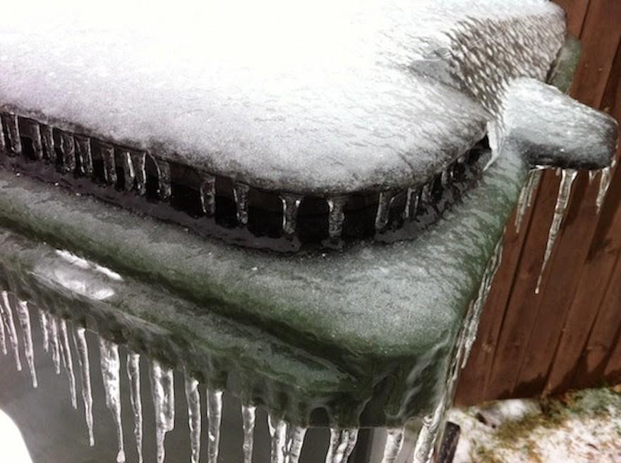 19 khoảnh khắc dừng hình trước phép đóng băng của Bà Chúa Tuyết - Ảnh 5.