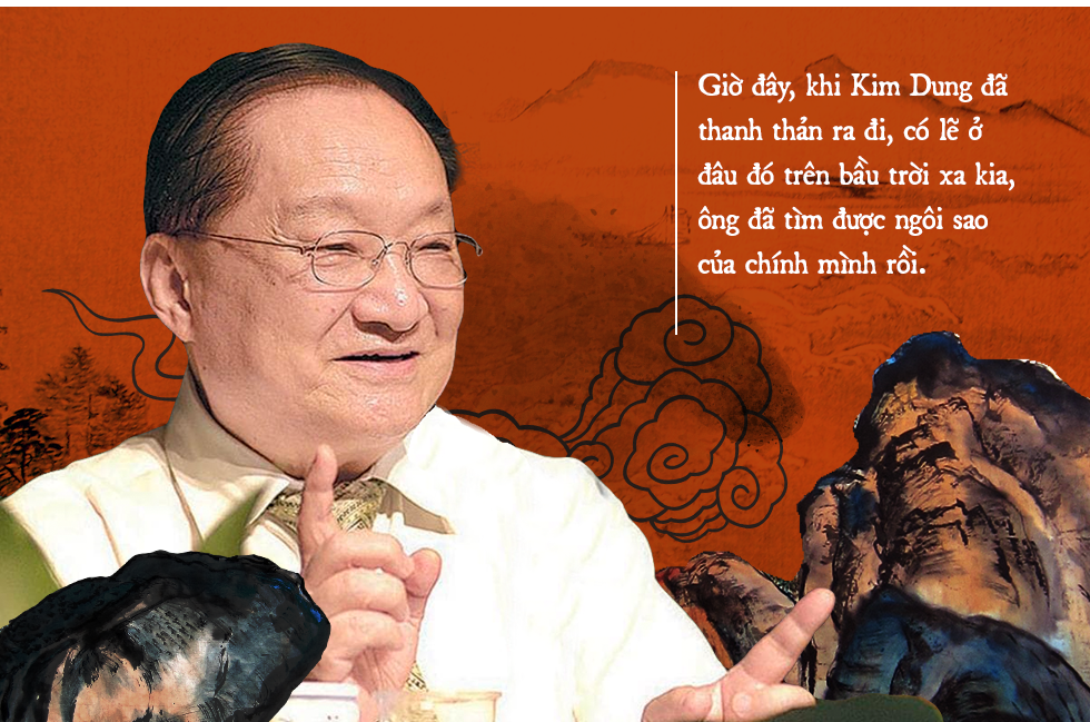 Di sản đồ sộ của Kim Dung: Chương hồi bất tận và những cuộc hành trình đi tìm chân - thiện - mỹ - Ảnh 3.