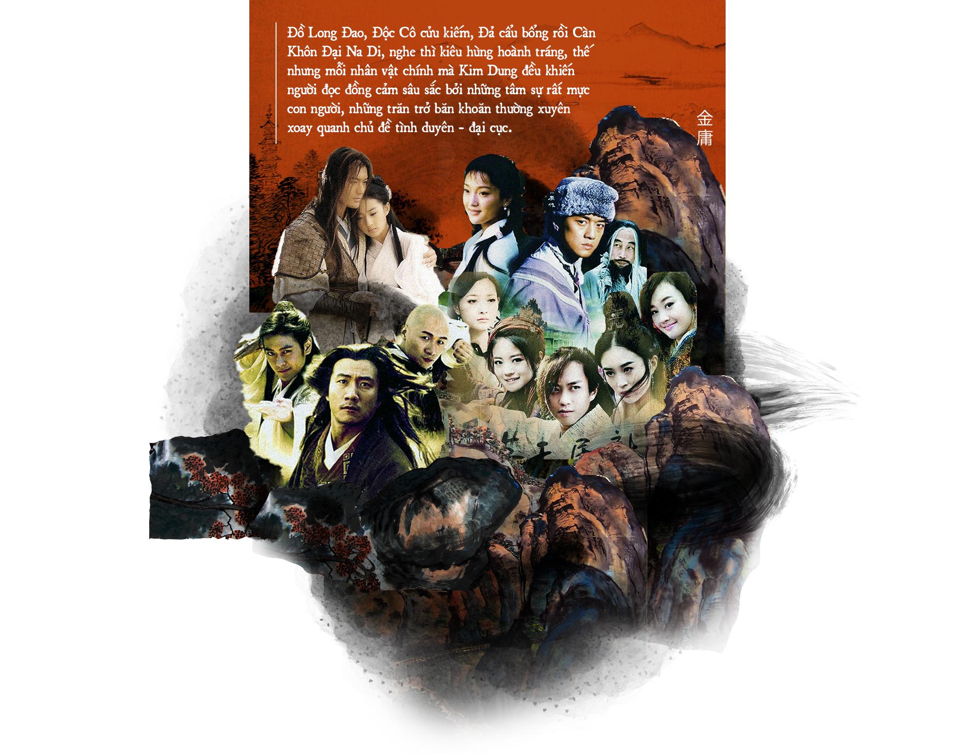Di sản đồ sộ của Kim Dung: Chương hồi bất tận và những cuộc hành trình đi tìm chân - thiện - mỹ - Ảnh 8.