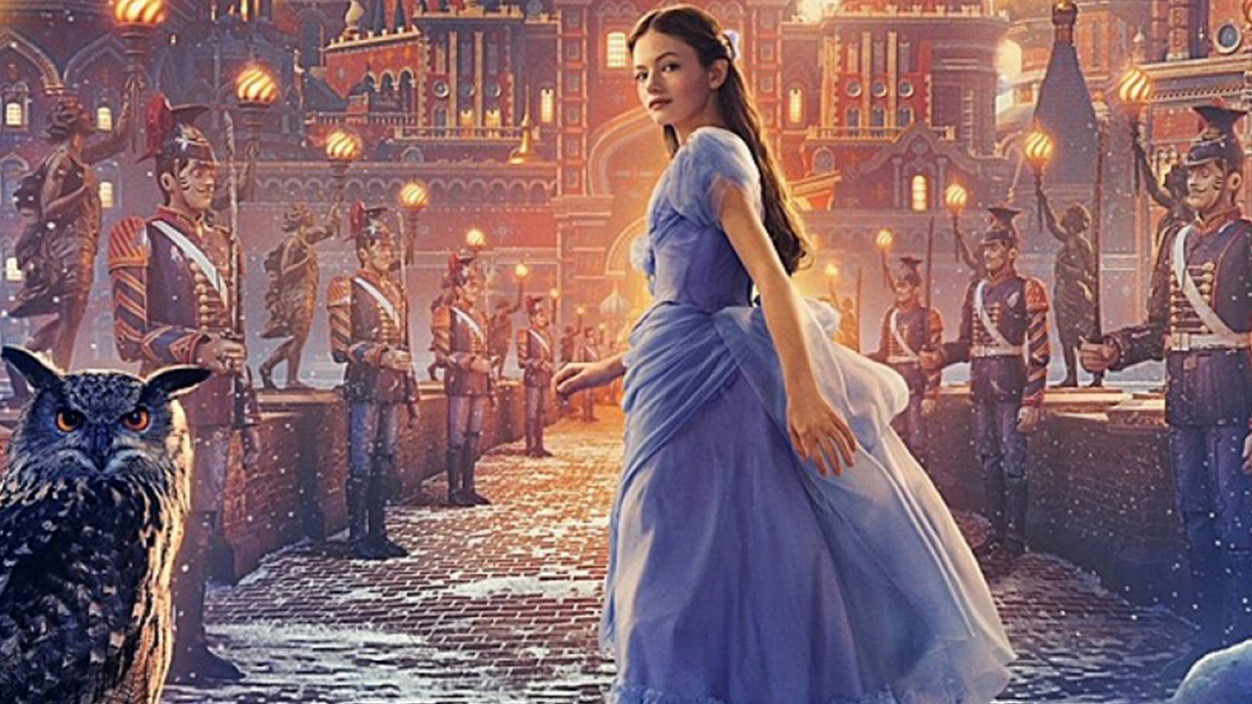 """Lạc vào xứ sở mộng mơ của công chúa Clara trong """"Kẹp Hạt Dẻ và Bốn Vương Quốc"""" - Ảnh 2."""