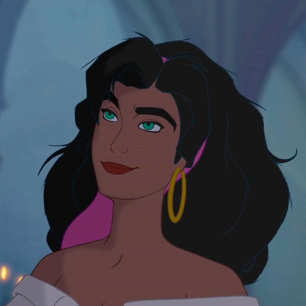 Khi mắt của các nhân vật hoạt hình Disney được thu gọn lại đúng với tỷ lệ ngoài đời thực - Ảnh 22.