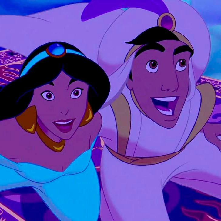 Khi mắt của các nhân vật hoạt hình Disney được thu gọn lại đúng với tỷ lệ ngoài đời thực - Ảnh 4.