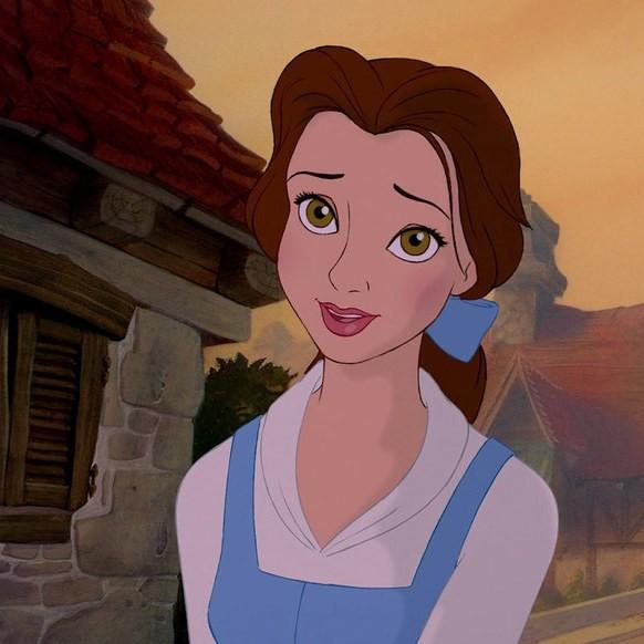 Khi mắt của các nhân vật hoạt hình Disney được thu gọn lại đúng với tỷ lệ ngoài đời thực - Ảnh 5.
