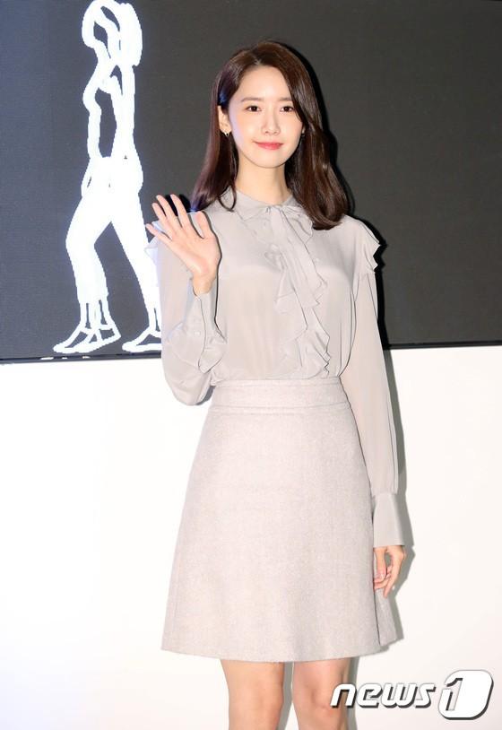 Nữ thần Yoona và mỹ nam Jung Hae In giống nhau bất ngờ, đẹp đôi đến mức trông như đóng phim tại sự kiện - Ảnh 2.