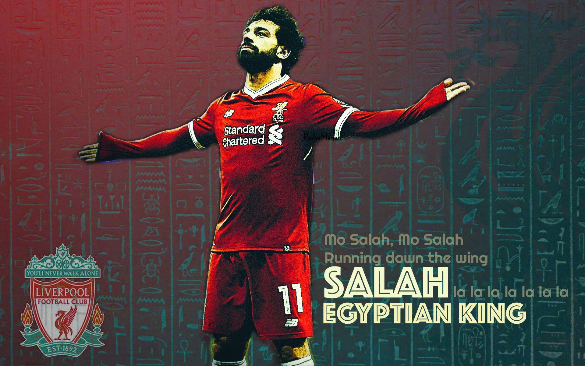 Mohamed Salah – Vị Pharaoh có thật của người Ai Cập - Ảnh 5.