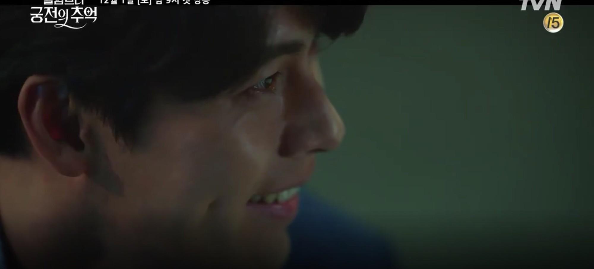 Park Shin Hye trùm khăn đỏ huyền bí trong teaser Memories of the Alhambra vừa tung nóng hổi - Ảnh 5.