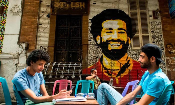 Mohamed Salah – Vị Pharaoh có thật của người Ai Cập - Ảnh 2.
