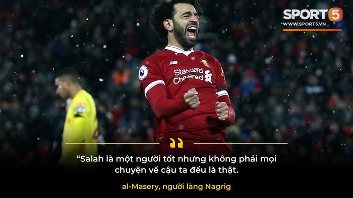 Mohamed Salah – Vị Pharaoh có thật của người Ai Cập - Ảnh 3.