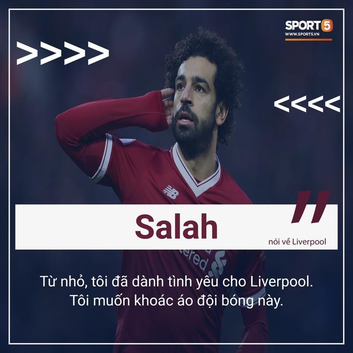 Mohamed Salah – Vị Pharaoh có thật của người Ai Cập - Ảnh 4.