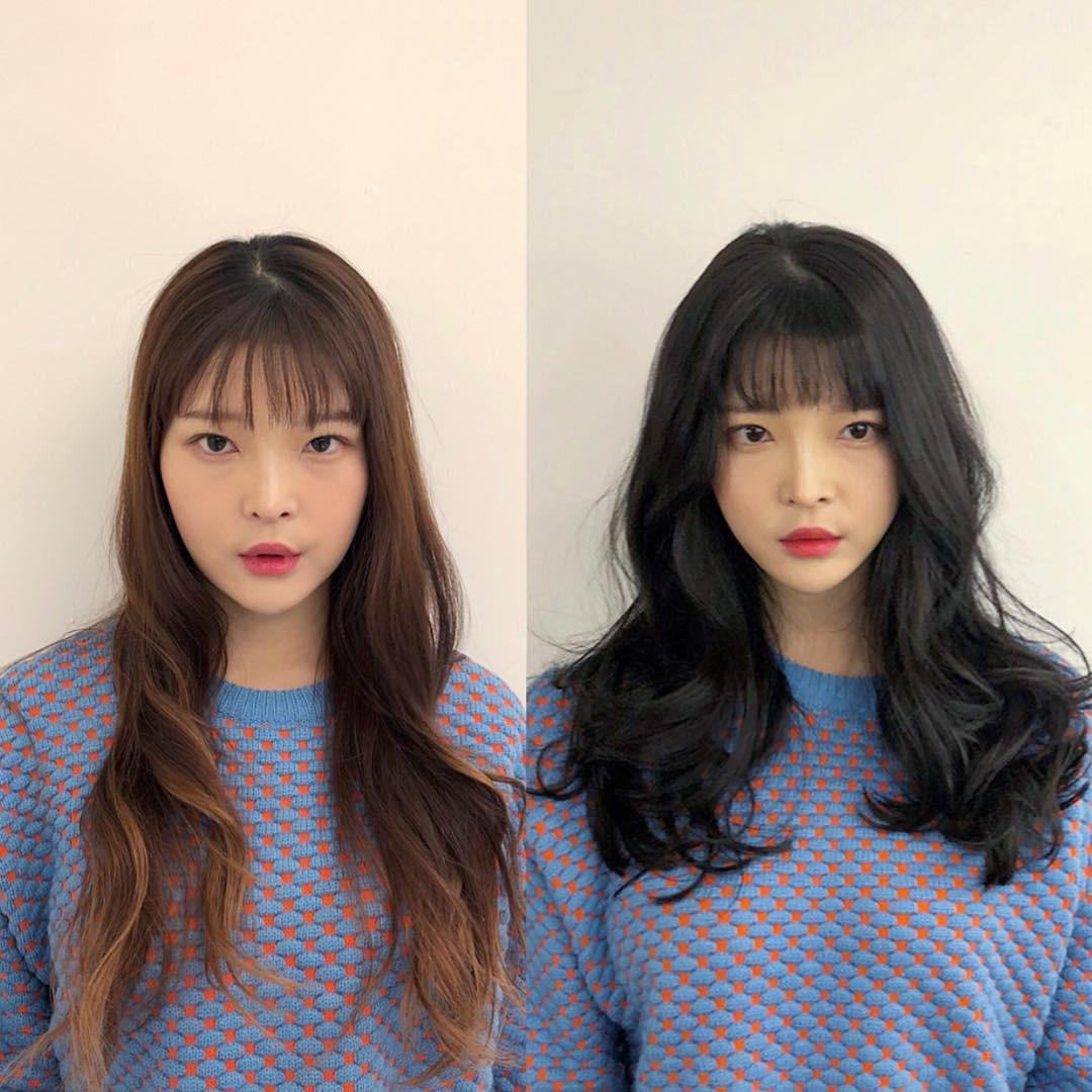 Không phải cứ nhuộm tóc sáng màu bạn mới trẻ đẹp, đây là 8 ví dụ rõ ràng nhất - Ảnh 2.
