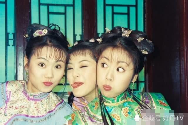 Sau 20 năm, Liễu Hồng và Tiểu Yến Tử của Hoàn Châu Cách Cách hội ngộ, tình cảm vẫn thắm thiết như xưa - Ảnh 3.