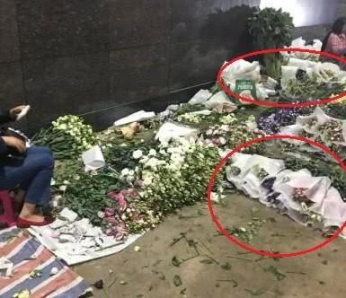 Netizen phẫn nộ vì tang lễ Lam Khiết Anh vừa kết thúc, hoa tươi đã bị vứt hoặc đem bán lại - Ảnh 6.